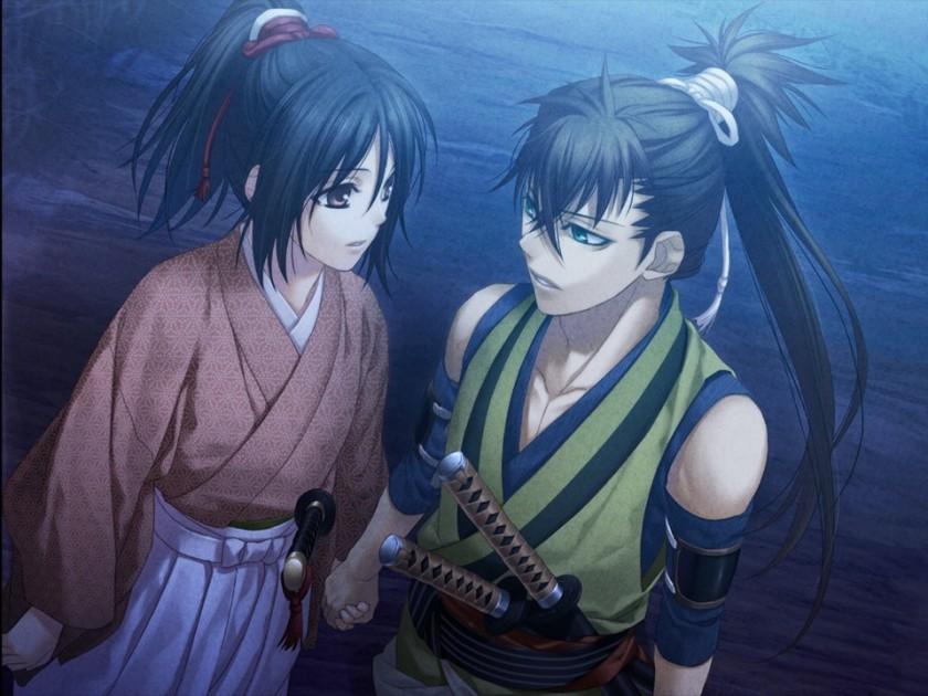 Hakuoki Kyoto Winds Heisuke Sano Shinpachi